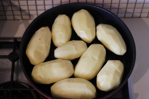 ככה בודקים כמה תפוחי אדמה צריך